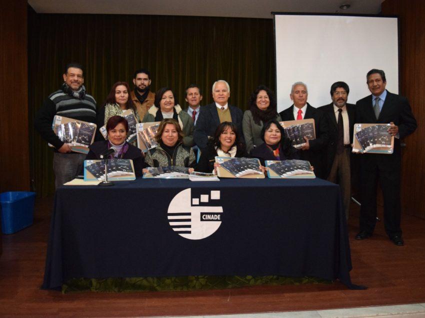 Presenta el CINADE colección de libros sobre investigación educativa
