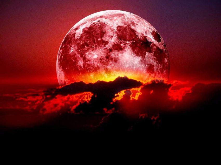 En San Luis Potosí podrá observarse de forma parcial: Luna de sangre