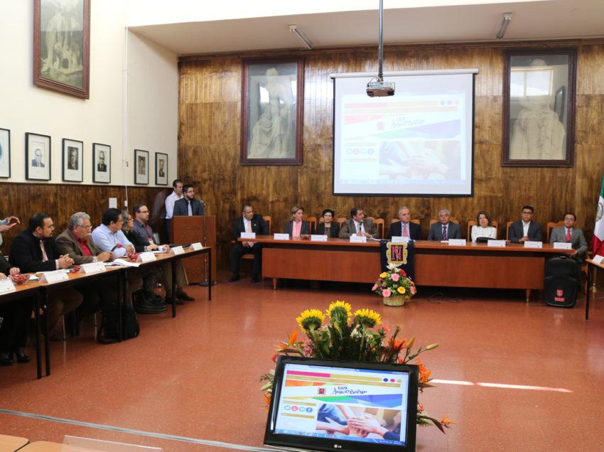 San Luis sede del encuentro nacional con directores de escuelas normales rurales