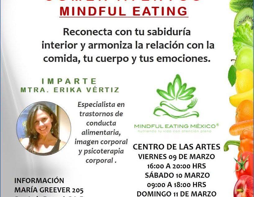 """Impartirán el """"Arte de la nutrición física y emocional"""" en el Centro de las Artes"""