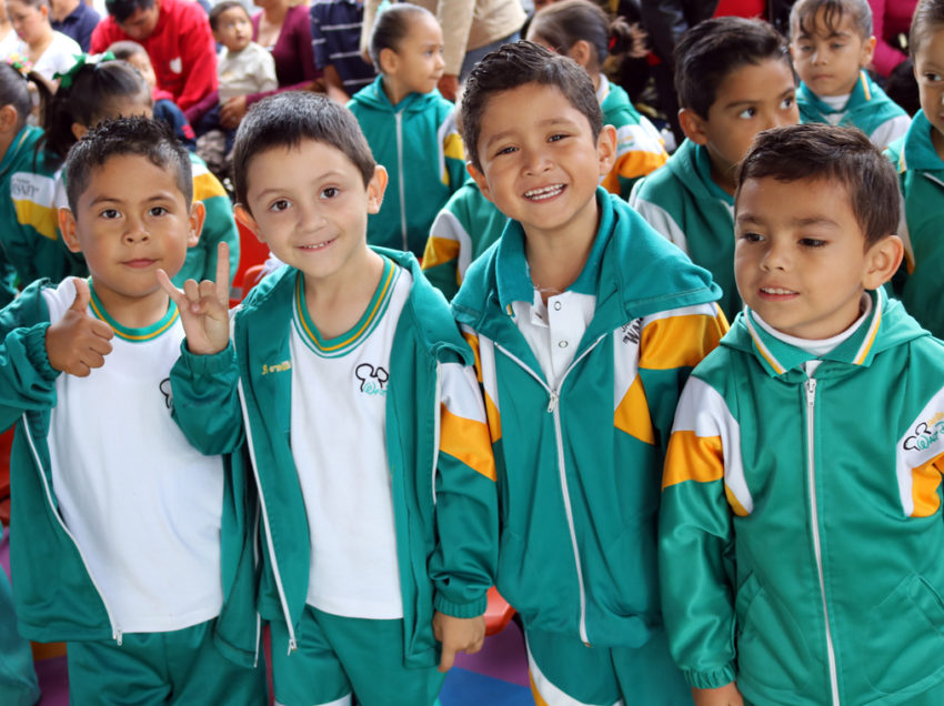 SLP cuenta con la capacidad para atender la demanda en educación básica: JRD