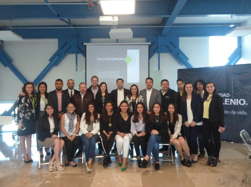 Primera reunión del Consejo Empresarial de la Universidad Tecmilenio