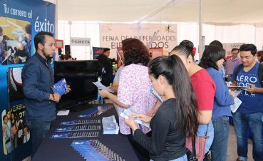 "Invita Ayuntamiento capitalino a la ""Feria Educativa Universitaria"" este viernes"