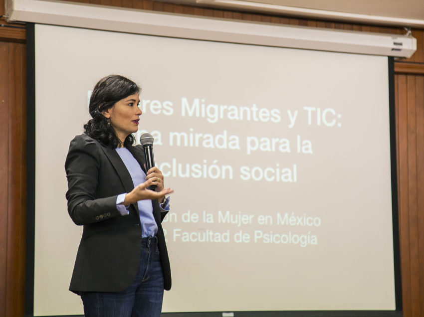 Inclusión de la mujer aún con tarea pendiente: Dra. Guillermina Chávez Torres