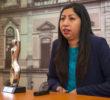 Instituto de las Mujeres reconoce a investigadora de la UASLP con el Premio Mujer Potosina 2018