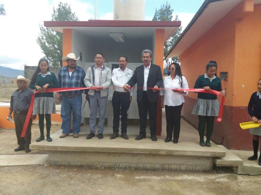 Con más de 320 mdp, se fortalece infraestructura física educativa en zona media