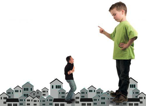 Siete consejos para manejar la actitud desafiante de tus hijos