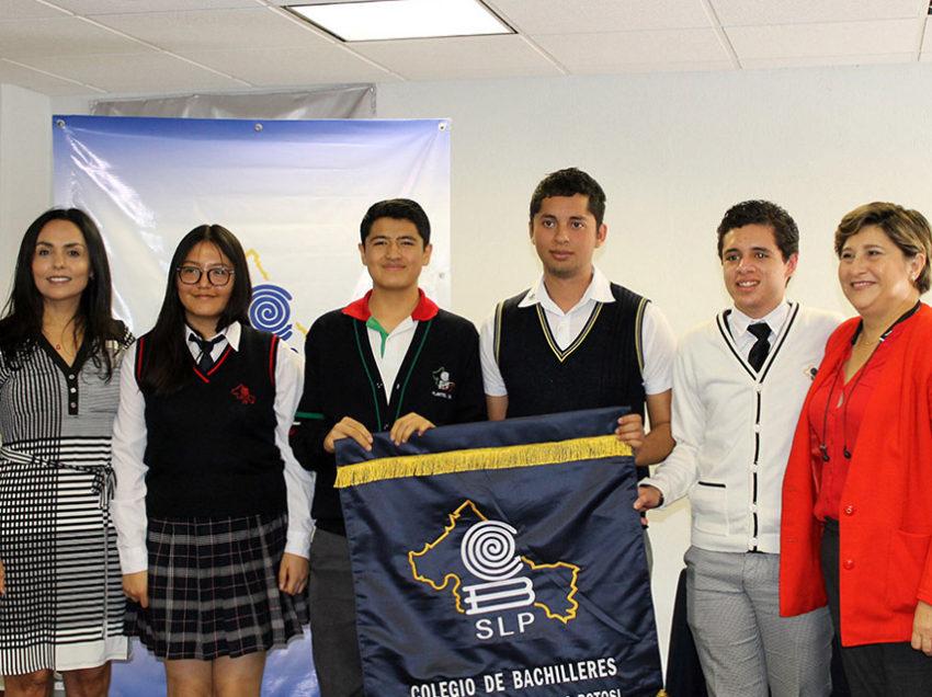 Estudiantes del Cobach compiten en olimpiada nacional de química