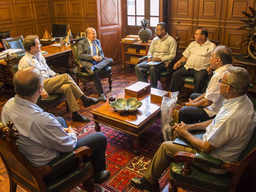 UASLP estrechó lazos con Universidad de República Dominicana