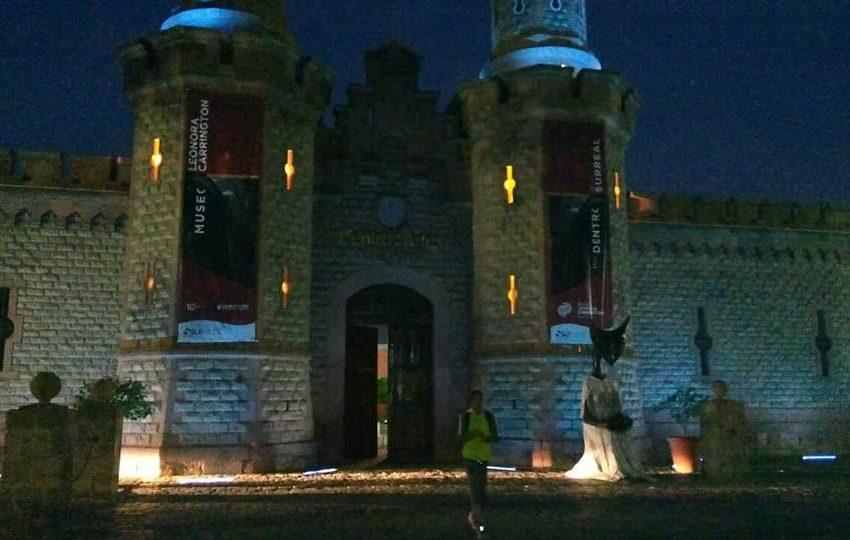 Museos potosinos se iluminan de azul por mes del Autismo