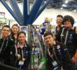 Alumnos potosinos imponen record en mundial de robótica