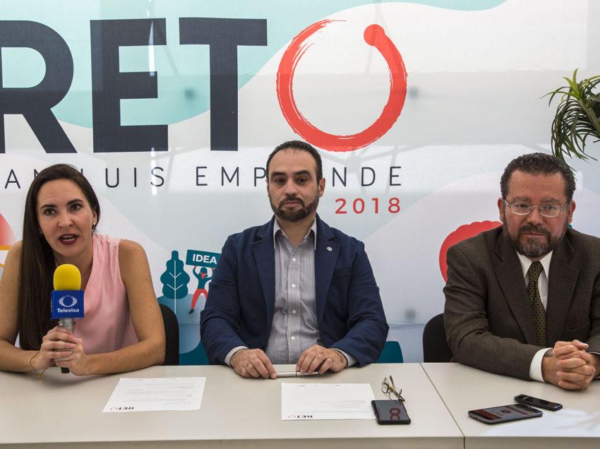 UASLP invita a jóvenes a participar del Reto San Luis Emprende 2018