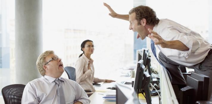 ¿Cómo identificar a un compañero de trabajo tóxico?