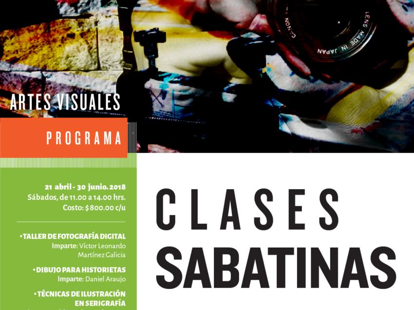 CEART ofrecerá clases sabatinas