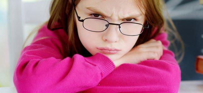 Cómo actuar ante la negatividad de los niños
