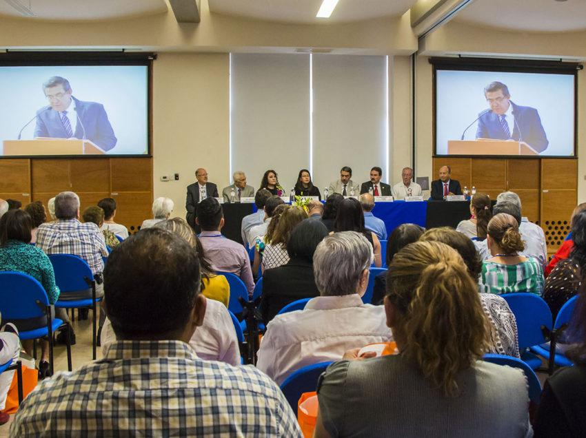 La UASLP y el Colegio de Pediatría de San Luis Potosí inauguraron el XVIII Congreso de Pediatría