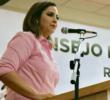 Pide candidata debate entre aspirantes a la presidencia municipal de soledad