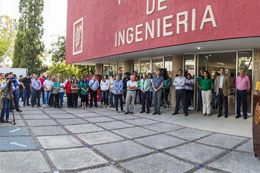 Selección de 10 se exhibe en la Facultad de Ingeniería de la UASLP
