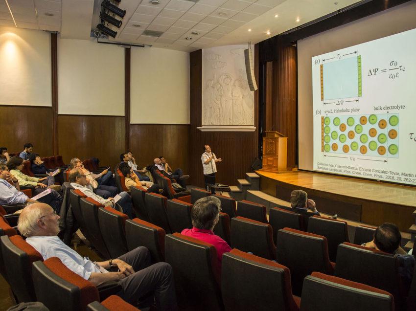 Instituto de Física de la UASLP líder en investigación en biofísica