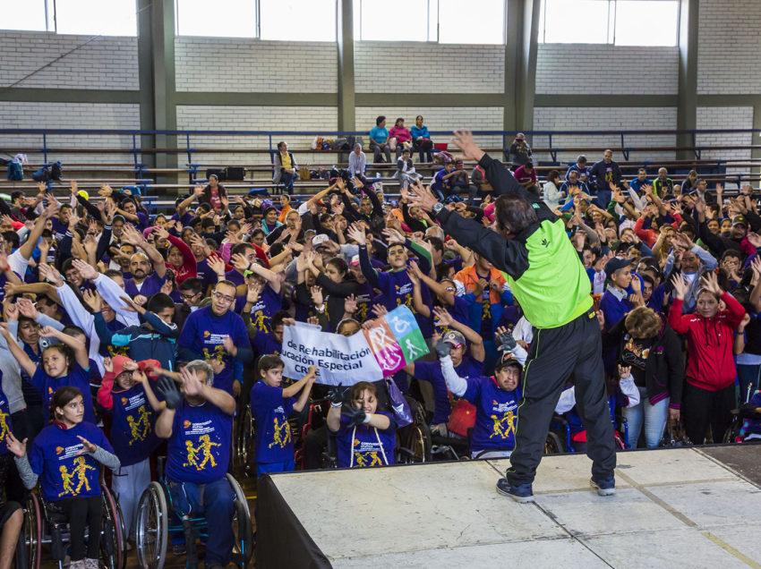 UASLP inauguro la 9a Convivencia Atlética Especial Universitaria