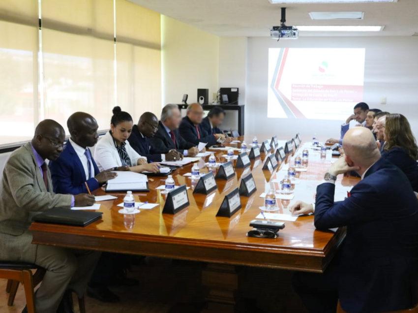 SEGE y Cosa de Marfil estrechan lazos de colaboración en educación