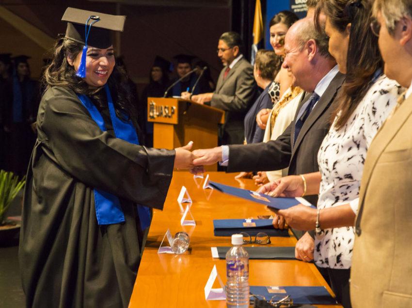 UASLP graduó a la Generación 2014-2018 de licenciatura y posgrado
