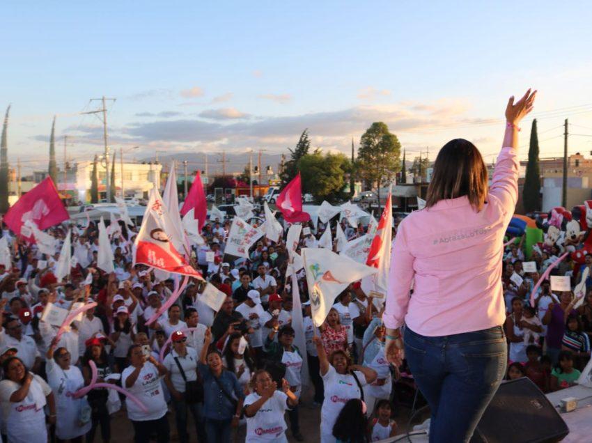 Soledad no merece tener un presidente municipal sin mando Margarita Hernández Fiscal