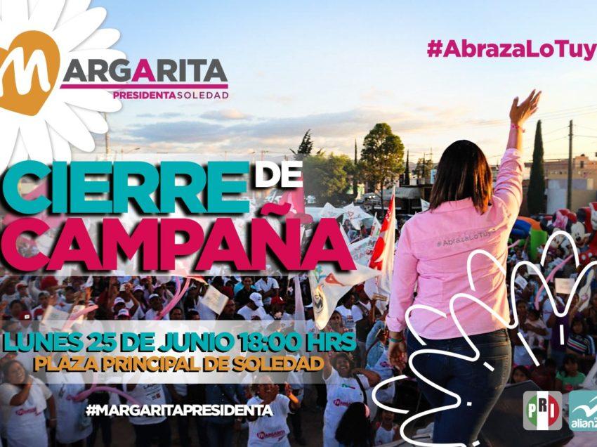 El primero de julio comienza una nueva historia para Soledad: Margarita Hernández Fiscal