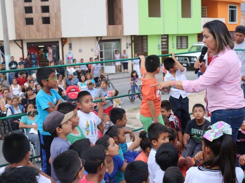 La inseguridad lastima a los Soledenses: Margarita Hernández Fiscal