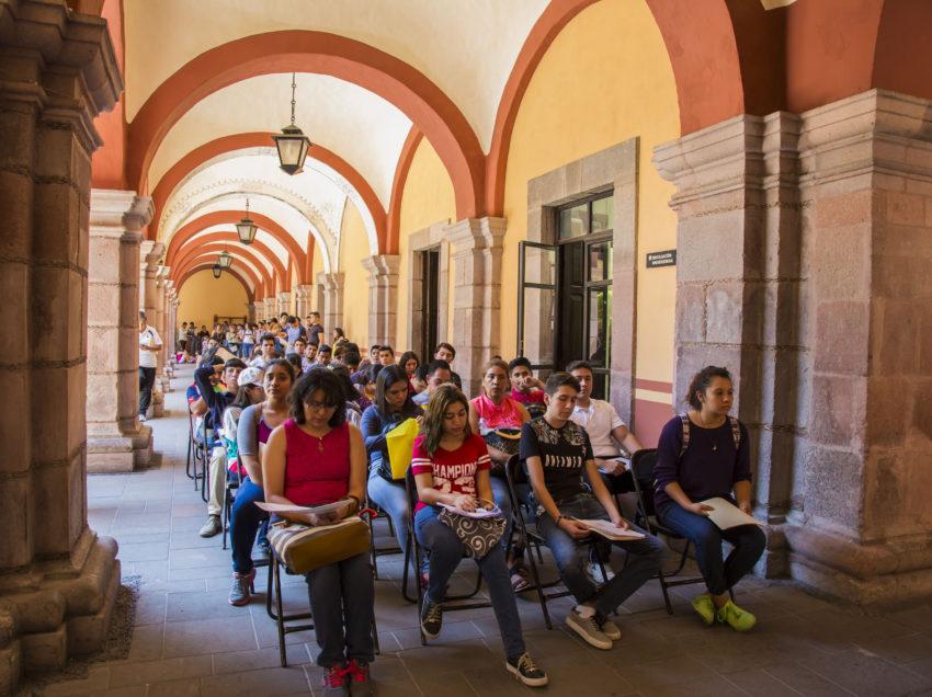 UASLP inicia proceso de admisión 2018-2019