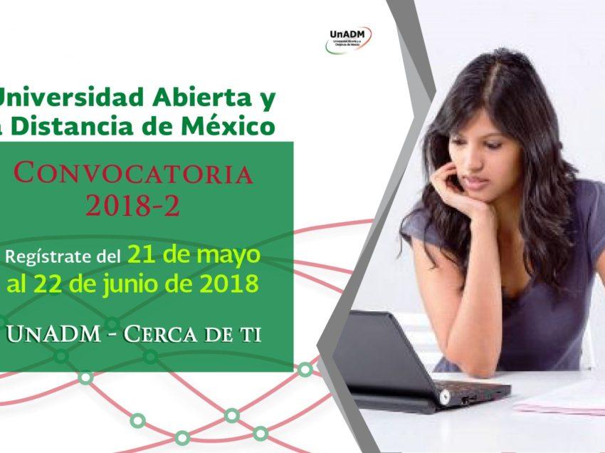 Invita Sege a inscribirse en la universidad abierta y a distancia de México