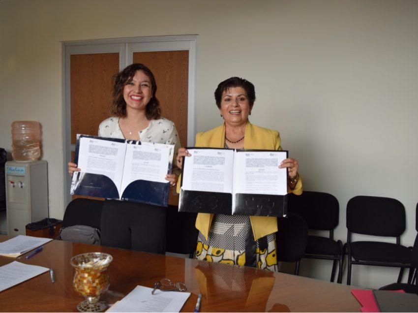 INVIES y SEER firman comodato de inmuebles para  la preparatoria Mtro. Javier Zamudio Cortés