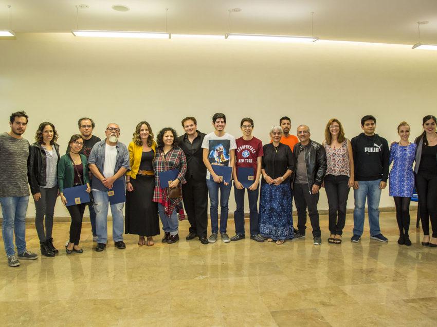 UASLP concluyó Taller de Guion en colaboración con IMCINE