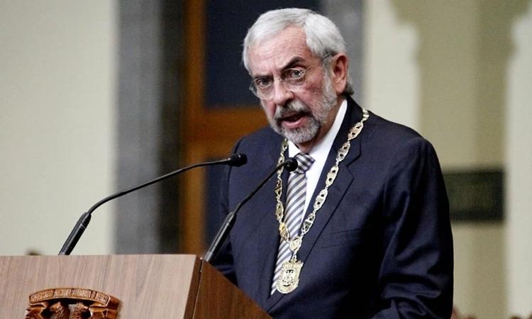 Reto de México, aumentar educación superior, asegura rector de la UNAM