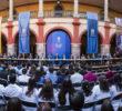 En ceremonia oficial, UASLP recibe a estudiantes del nuevo ingreso ciclo escolar 2018- 2019