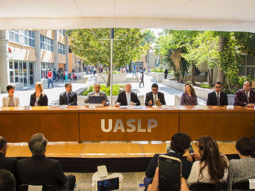 Catedráticos de la UASLP podrán acceder a beca de capacitación de programa finlandés
