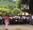 Directora del Cobach realiza gira por planteles de la Huasteca