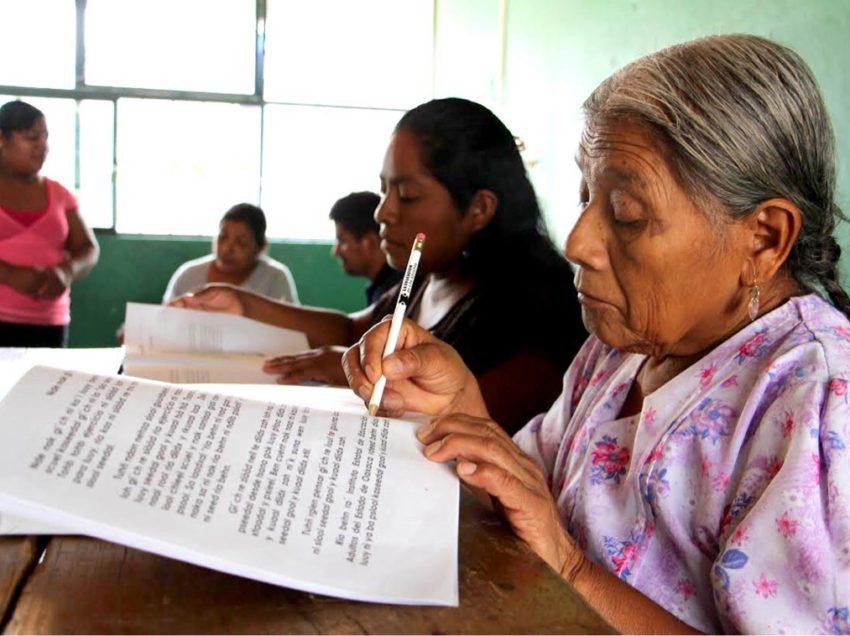 SLP, primer lugar nacional en evaluación de procesos educativos en combate al rezago educativo: INEA