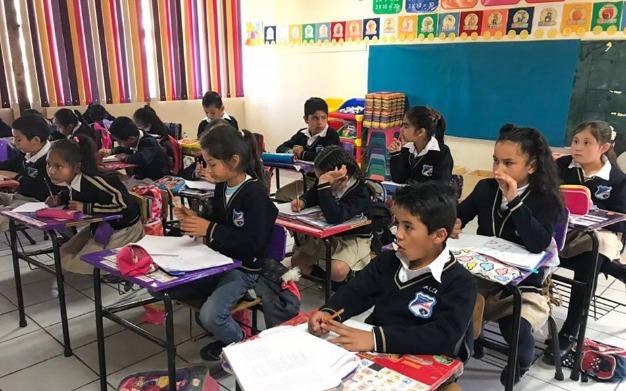 Crece matrícula de estudiantes en escuelas municipales