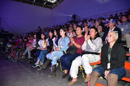 Inician recorridos para Grupos Vulnerables en FENAPO