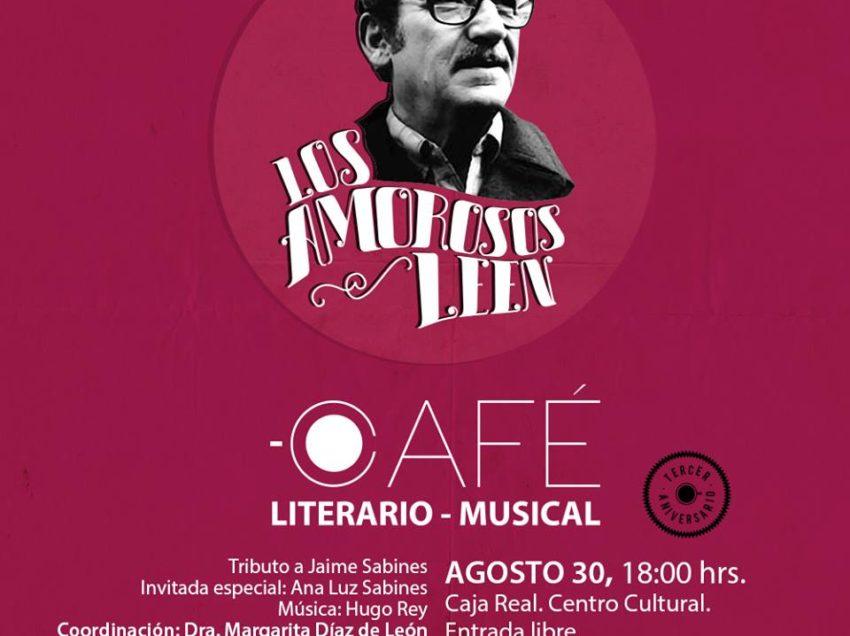 Cine Club y Café literario de la UASLP ensalzaran obra de Jaime Sabines