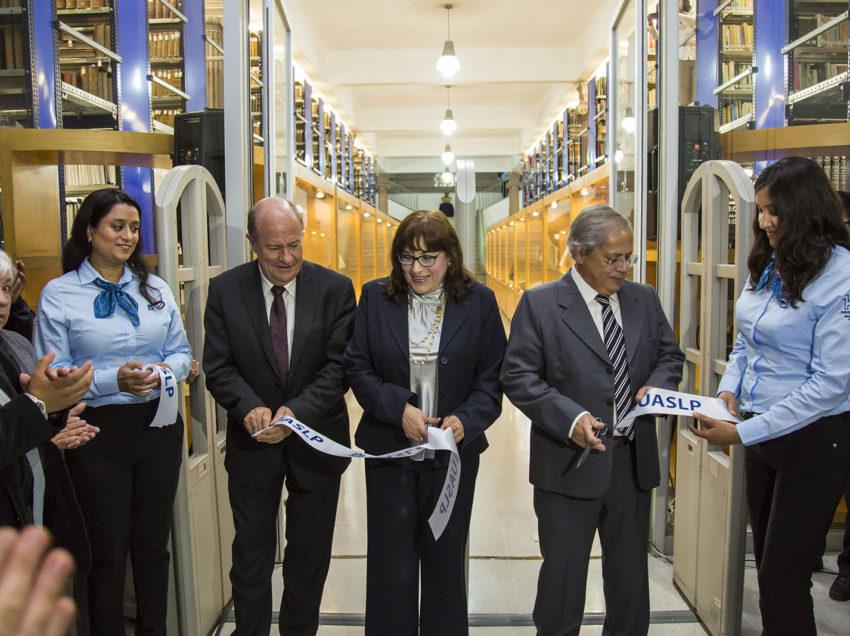 Biblioteca Pública de la UASLP, 140 años de servir a los potosinos