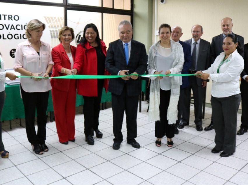 Inauguran en SLP el primer centro de innovación tecnológica
