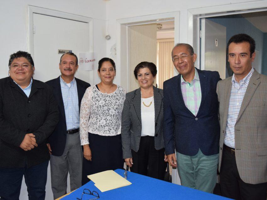 El SEER nombra nueva coordinadora del centro de maestros San Luis II