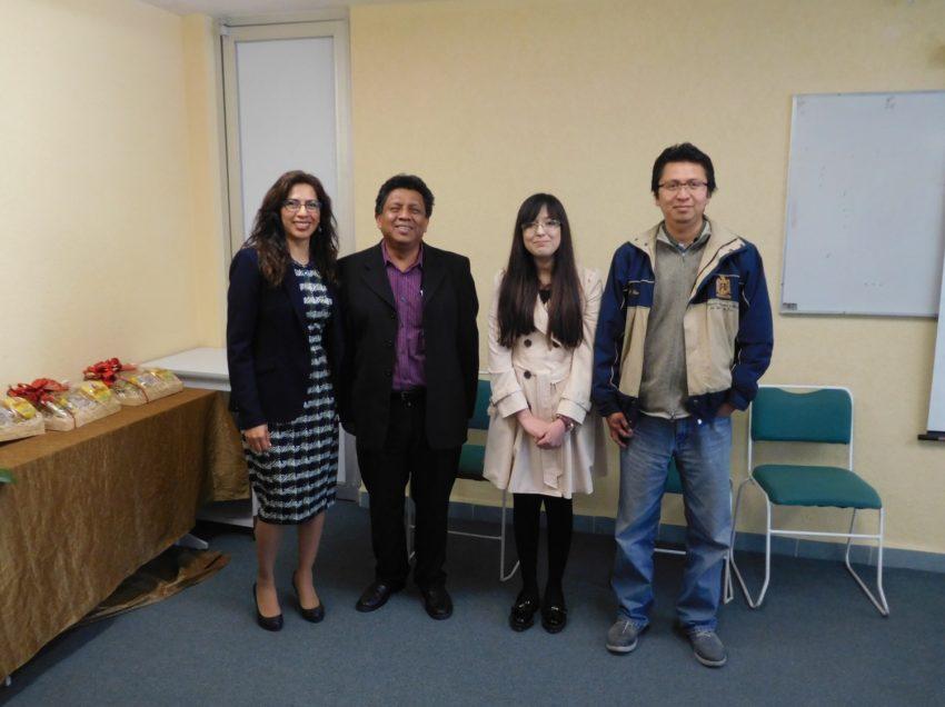 Egresada de la UASLP, obtiene PremioNacional a la mejor tesis de doctorado Rafael Illescas Frisbie 2018