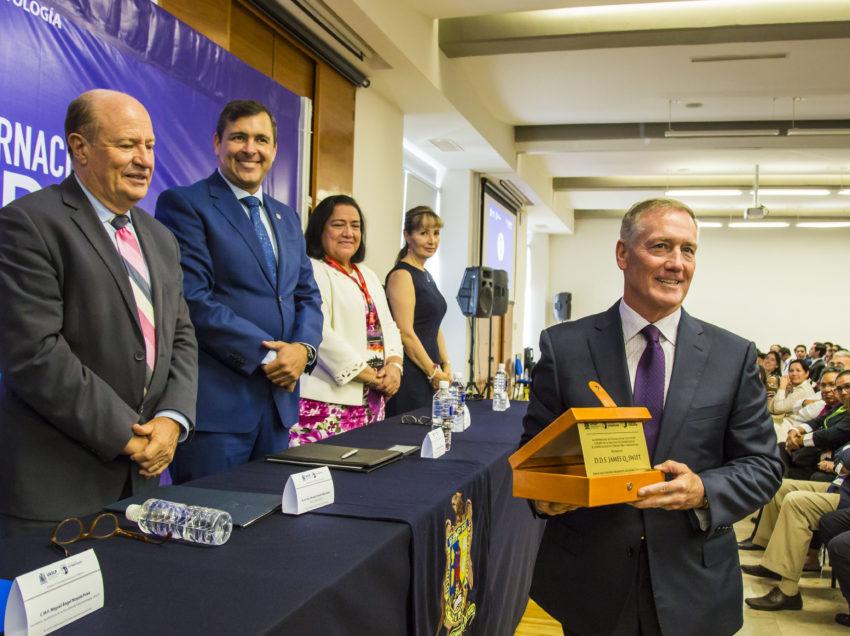 Inició el XXVI Congreso Internacional de Posgrados de Estomatología de la UASLP