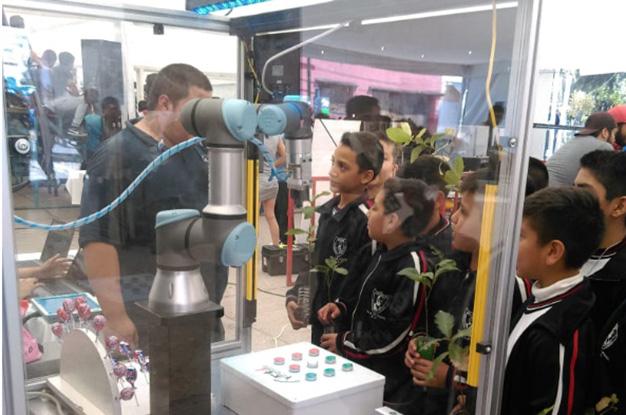Inicia Concurso Nacional de Robótica en Villa de Pozos