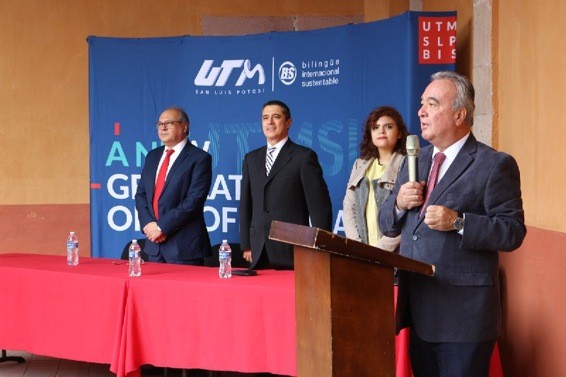Reconocen avance de UTMSLP en su primer año de funcionamiento