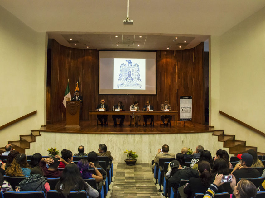 Arrancó Facultad de Derecho Jornadas Científicas Internacionales