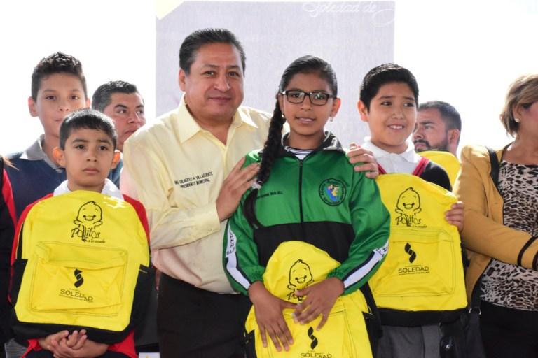 Se ampliarán programas sociales en Soledad: Alcalde
